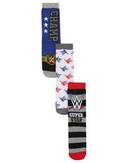 WWE socks three pack