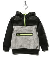 Minoti hooded sports sweater