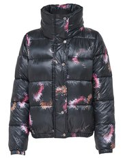 JDY floral padded jacket