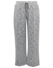 Plus soft loungewear trousers