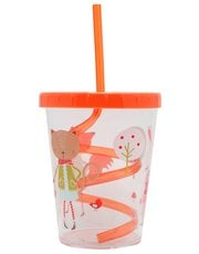 Bunny cup with straw
