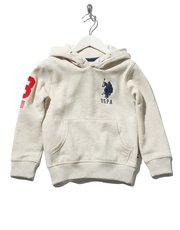 US Polo Assn. embroidered logo hoody