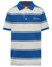 Ben Sherman stripe polo shirt