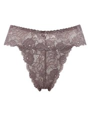 Rio lace high leg mini briefs