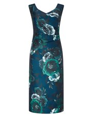 Jacques Vert baroque fleur print dress