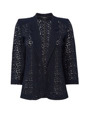 Roman Originals 3/4 sleeve lace jacket