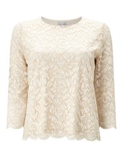Eastex sparkle lace top