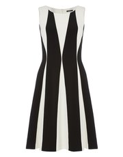 Roman Originals contrast panel detail dress