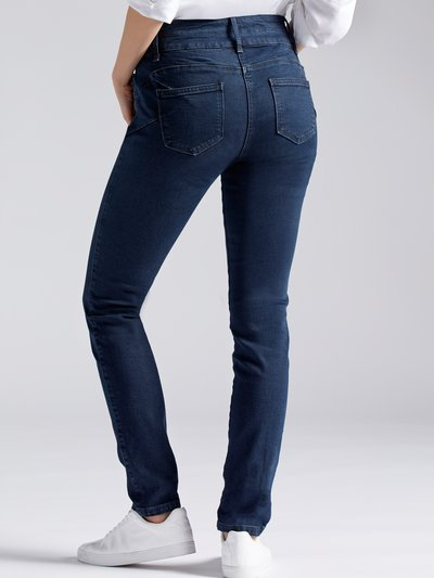 Lift and shape jeans