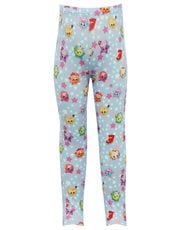 Shopkins print leggings