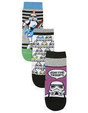 Stormtrooper socks three pack