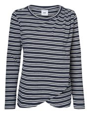 Mamalicious striped nursing top