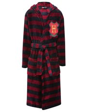 Harry Potter hooded fleece robe