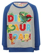 Dinosaur Roar sweater