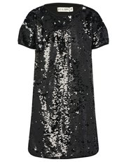Kite and Cosmic two way sequin t-shirt dress