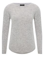 Two tone chenille jumper