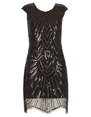 Izabel sequin bodycon dress