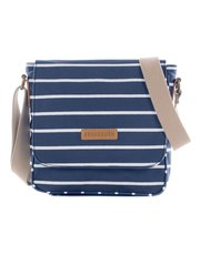 Brakeburn stripe cross body bag