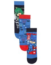 PJ Masks socks three pack