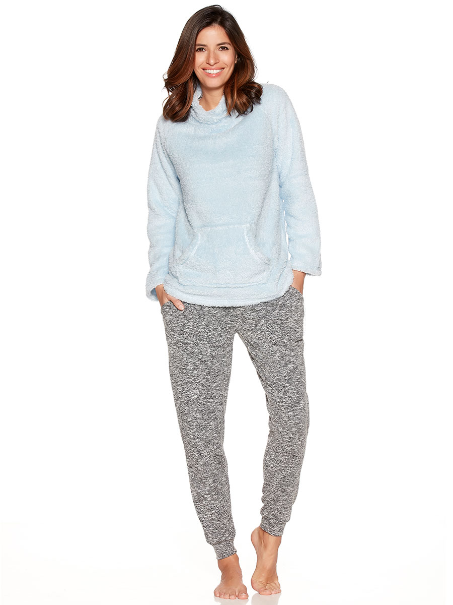 Loungewear sweater and joggers set