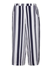 Quiz stripe culotte trousers