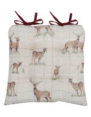 Wild deer seatpad cushion