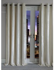 Julian Charles Charm charcoal curtains