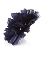 Jacques Vert flower hair clip and corsage