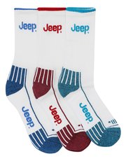 Jeep sports socks three pack