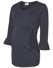 Mamalicious Maternity flared sleeve tunic top