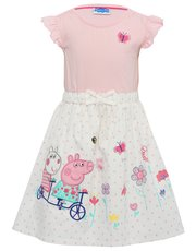 Peppa Pig applique dress