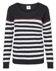 Mamalicious nursing stripe jumper