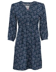 Brakeburn floral tunic dress