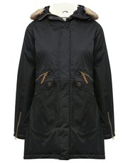 Trespass waterproof parka jacket