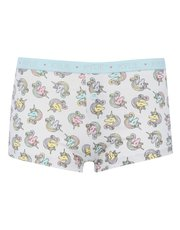 Unicorn print boxer briefs