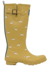 Brakeburn sausage dog wellington boot