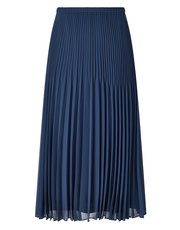 Jacques Vert Lottie varigated pleat skirt
