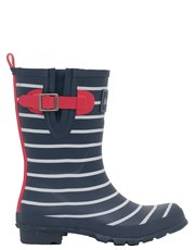 Brakeburn stripe wellington boots