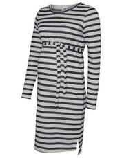 Mamalicious stripe maternity dress