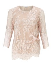Eastex placement lace top