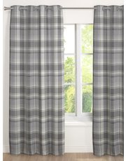 Julian Charles Inverness eyelet curtain