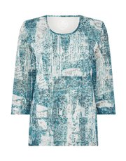 TIGI printed top