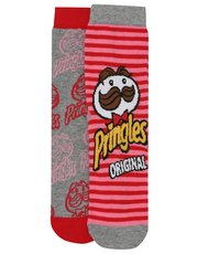 Pringles socks two pack