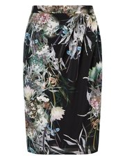 Precis Petite poetic bloom skirt