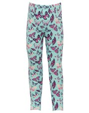 Butterfly print jeggings