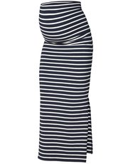 Mamalicious striped maternity maxi skirt