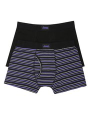 Jeep stretch cotton trunk boxers two pack