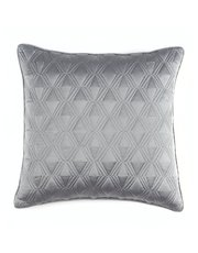 Julian Charles Blossom quilted square cushion cover