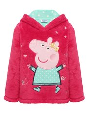 Peppa Pig hooded fleece