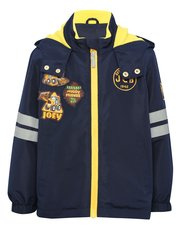 JCB hooded jacket